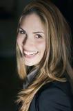 Ritratto di una donna di affari Smiling Fotografia Stock Libera da Diritti