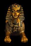 Ritratto di una figura dello sphinx Fotografia Stock Libera da Diritti