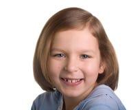 Ritratto di una ragazza sorridente Immagine Stock Libera da Diritti