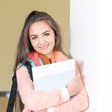 Ritratto di una studentessa Immagini Stock