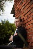Ritratto maschio fotografie stock libere da diritti