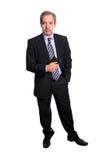 Ritratto maturo dell'uomo d'affari Fotografia Stock