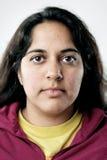 Ritratto normale reale della persona Fotografie Stock