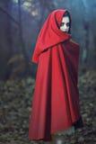 Ritratto scuro di fantasia fotografie stock libere da diritti