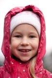 Ritratto senza denti Fotografia Stock