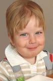 Ritratto sorridente del ragazzino Immagini Stock Libere da Diritti
