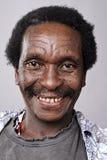 Ritratto sorridente felice Fotografia Stock Libera da Diritti