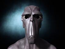 Ritratto straniero del mostro Fotografie Stock