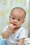 Ritratto sveglio del bambino Fotografia Stock Libera da Diritti