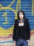Ritratto urbano Fotografia Stock Libera da Diritti