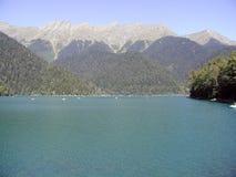 Ritsa sjö Arkivbild