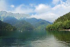 Ritsa sjön Arkivfoto