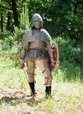 Ritter in der Rüstung Lizenzfreie Stockbilder
