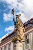 Ritter Dutschmann in Bautzen Stockbilder