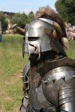 Ritter innen zur Verdrahtung stockbild