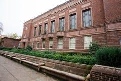 Ritter Library an der Universität von Oregon Lizenzfreies Stockfoto