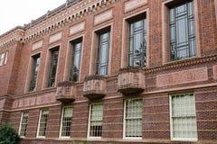 Ritter Library an der Universität von Oregon Lizenzfreies Stockbild