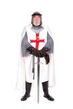 Ritter Templar Stockbild