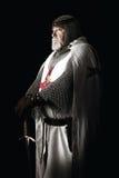 Ritter Templar Stockfoto