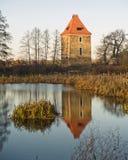 Ritterkontrollturm Stockbild