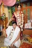 Rituais do casamento Imagens de Stock