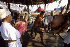 Ritual dance Royalty Free Stock Photo