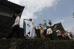 Ritual de Hindus Fotos de archivo