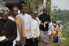 Ritual de Hindus Fotografía de archivo