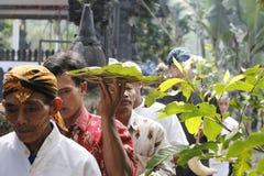 Ritual de Hindus Foto de archivo
