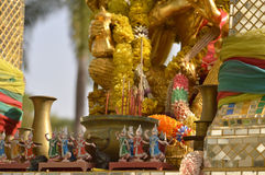Ritual figurines Royalty Free Stock Image
