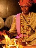 Ritual Groom Royalty Free Stock Images