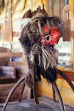 Old Ritual Mask Royalty Free Stock Photos