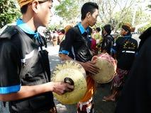 Ritual music Stock Images