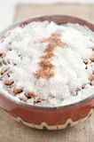 Ritual Orthodox Boiled Wheat Stock Photos