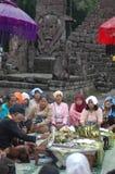 Ritual prayer Royalty Free Stock Photos