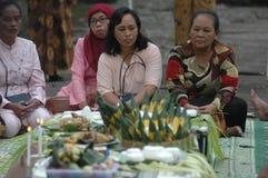 Ritual prayer Royalty Free Stock Image
