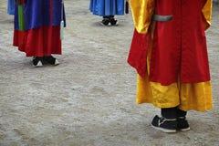 Rituale coreano Fotografia Stock