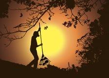 Rituale di autunno Immagine Stock Libera da Diritti