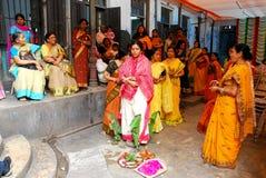 Rituales de la boda Fotos de archivo libres de regalías