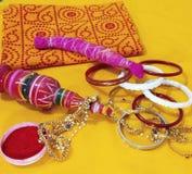 Rituales indios de la boda imagen de archivo libre de regalías