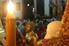 Rituali buddisti Fotografia Stock