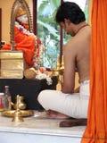 Rituali indù Fotografia Stock Libera da Diritti
