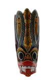 Ritueel stammenmasker Royalty-vrije Stock Afbeelding