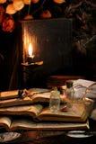 Rituel de magie noire Photographie stock libre de droits