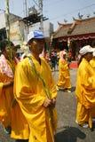 Rituel religieux bouddhiste Photographie stock libre de droits