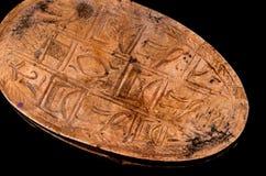 Rituele Egyptische Mestkever stock fotografie
