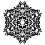 Rituele Glyph Royalty-vrije Stock Afbeeldingen