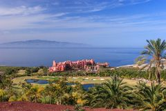 THE RITZ-CARLTON, ABAMA (canary island) Royalty Free Stock Photo