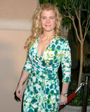 RITZ CARLTON,Alison Sweeney Stock Photo