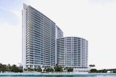 Ritz Carlton Bal Harbour Miami FL foto de archivo libre de regalías